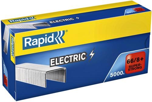 Nieten Rapid 66/8 gegalvaniseerd super strong 5000 stuks