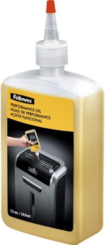 Olie voor papiervernietiger Fellowes, 350ml