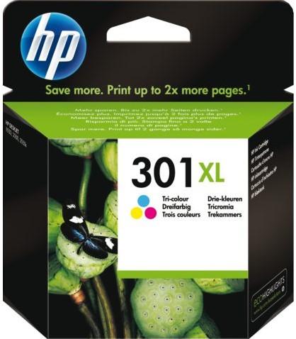Inktcartridge HP CH564EE 301XL kleur HC