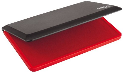 Stempelkussen Colop micro 3 16x9cm rood