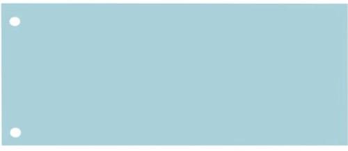 Scheidingsstrook Oxford smal 240x105mm 190gr blauw