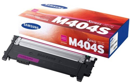 Tonercartridge Samsung CLT-M404S rood