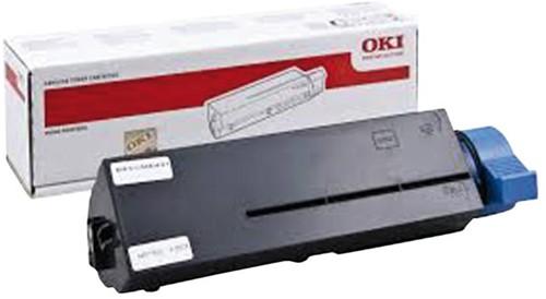 Toner Oki 44917602 zwart HC