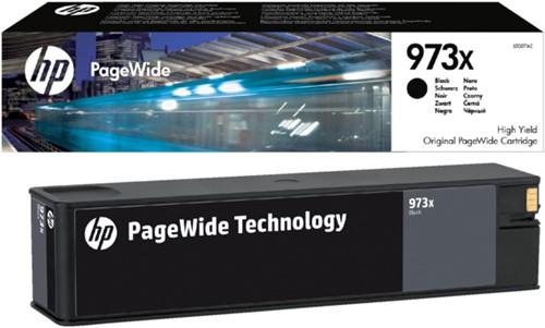 Inktcartridge HP L0S07AE 973X zwart