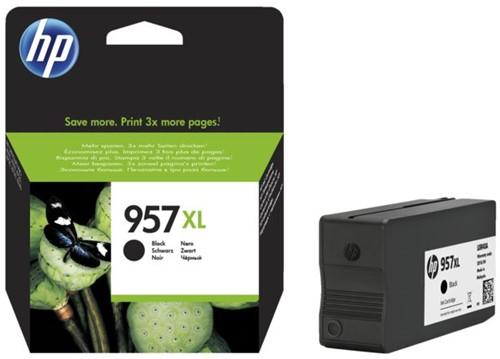 Inktcartridge HP L0R40AE 957XL zwart HC
