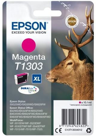 Inktcartridge Epson T1303 rood HC