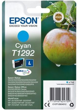 Inktcartridge Epson T1292 blauw