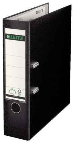 Ordner Leitz A4 80mm PP zwart