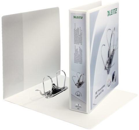 Presentatieordner Leitz A4 Maxi PP 80mm wit