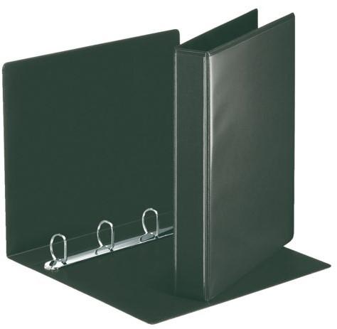 Presentatieringband Esselte A4 4-rings D-mech 20mm zwart