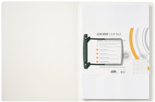 Clipmap Avanti A4 wit/transparant