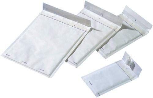 Envelop Jiffy luchtkussen nr14 binnenmaat 180x265mm wit 100stuks